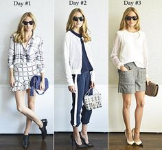 Olivia Palermo's Style Diary: 17 Summer Looks for 17 Days