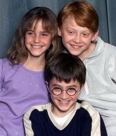 Album photo : les acteurs du film Harry Potter
