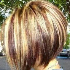cute short bob hairstyles 2016– 2017