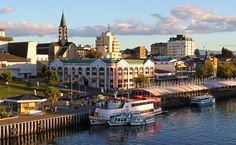 Valdivia (Spanish pronunciation: [balˈd̪iβja]) is a city and commune in southern… Juan Fernandez, Places Ive Been, Places To Visit, Rv Parks And Campgrounds, South American Countries, Easter Island, Great Vacations, Travel Aesthetic, Trip Planning