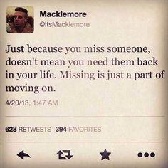 ~ macklemore