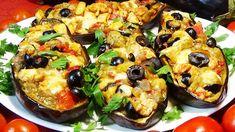 MELANZANE DELIZIOSE! Non friggerai mai più le melanzane! La mia ricetta di melanzane preferita - YouTube Lamb Recipes, Greek Recipes, Chicken Recipes, Cooking Recipes, Healthy Recipes, Vegetable Chips, Vegetable Dishes, Vegetable Recipes, Eggplant Appetizer