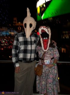 Adam and Barbara Maitland - Beetle Juice...This is something Steve would want...Too damn hot in Florida