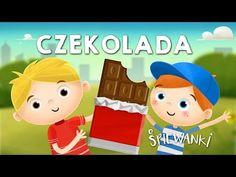 CZEKOLADA – Śpiewanki.tv – piosenki dla dzieci - YouTube