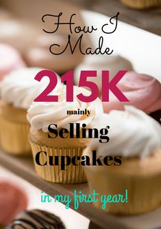 How I made my Year, Starting a Baking Business – Finance tips for small business Bakery Business Plan, Baking Business, Business Planning, Business Ideas, Catering Business, Business Help, Home Baking, Baking Tips, Baking Blogs