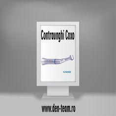 Turbine Dentare Coxo noi si moderne din import distribuite de DenTeam Creation! Turbine Dentare din import DenTeam pune spre distributie o gama de turbine dentare noi din import la un raport de calitate-pret accesibil foarte bun pentru ca dvs sa deveniti un medic dentist mai bun!     Gama de echipamente stomatologice pentru turbine dentare este una variata pentru a alege doar ce este mai bun pentru dvs.  Va asiguram transport gratuit in Timisoara…
