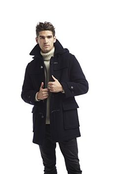 Original Montgomery Men's London Duffle Coat