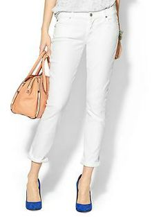 Stunning. 7 For All Mankind Josefina Roll Up Jean | Piperlime