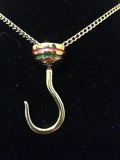 Disney+Couture+Captain+Hook+Necklace