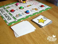 covering rhyme time game boards