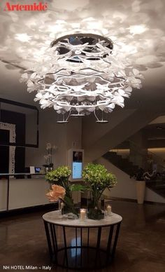 Via DutchAart ‏@DutchAart on twitter  Exciting times @iSaloniofficial and Milan Design Week these days. @artemide @moooi #fujimoto @cosstores