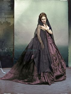 colorized victorian portraits 3