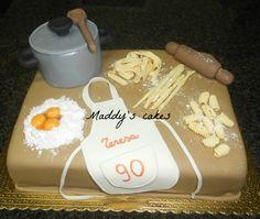 torta per una nonna