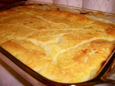 Chicken Cobbler - like chicken pot pie without the veggies... I'm making this for the kids that don't eat veggies
