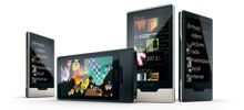 Can't stop the music...Zune the geeky-chic alternative. Love it!