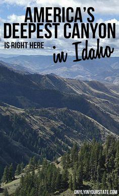 Travel | Idaho | Hike | Canyon | Snake River |  | Lewiston | Hells Canyon | Attractions | Family Activities