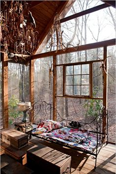 The Bohemian Home...Indoor/Outdoor Space...Lovely...