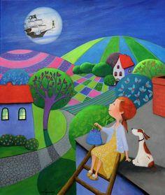 El planeta está lleno de Luz y Color. Si tu lo ves, muchos otros lo verán. lluïsa&rosó www.holoplace.net/info