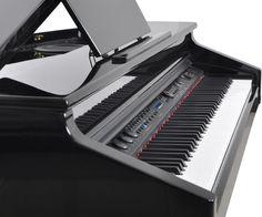 Virgin Musical Instruments Artesia AG-28 Micro Grand Digital Piano - Musical Instruments - Virgin Musical Instruments - MaxStrata - 1 Read Review here whatdigitalpiano.com