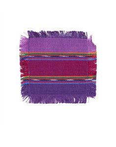 Fiesta Coaster - Purple