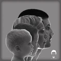 Une vraie famille !