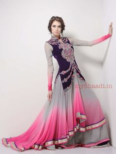 myShaadi.in > Indian Bridal Wear by Kamaali Couture