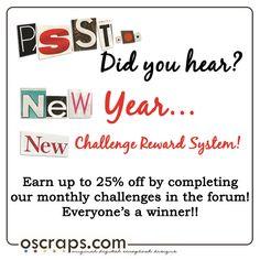 Need promo!! - Forum :: Oscraps.com