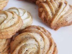 ケーキ屋さんの★卵白ダージリンクッキー★の画像