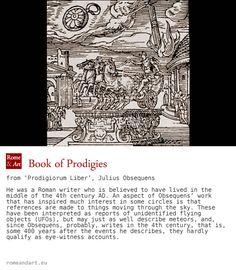 UFO in Ancient Rome ... (eng) http://www.romeandart.eu/en/art-ufo-rome.html