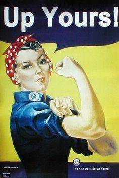 Rosie The Riveter #49106