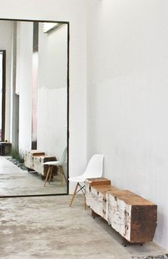 Great floor mirror -...
