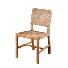 Rhode chair Raft Furniture reclaimed teak