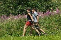 Nordic Walking Val di Pejo www.visitvaldipejo.it
