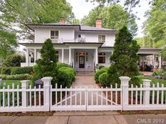 Dilworth home for sale - 428 E Kingston AVE Charlotte, NC