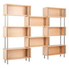Chicago 8 Box Shelving Maple - Svpply