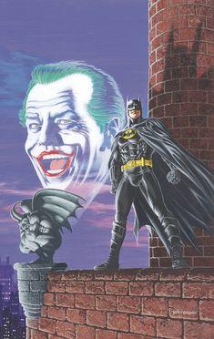 Batman, Harley Quinn and Joker all land new series, Year of the Villain rolls on, and more DC releases for October Batman Poster, Batman Artwork, Batman Wallpaper, Nightwing, Batgirl, Comic Books Art, Comic Art, Keaton Batman, Dc Comics