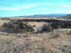 MODOC WAR CAPTAIN JACK'S STONGHOLD LAVA BEDS NATIONAL MONUMENT.wmv