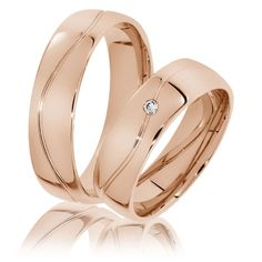 8 Best Trauringe Aus Rotgold Images On Pinterest Wedding Bands