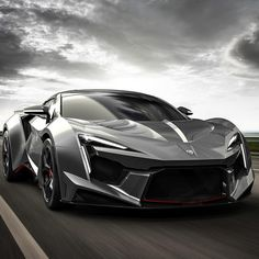 The new Fenyr SuperSport