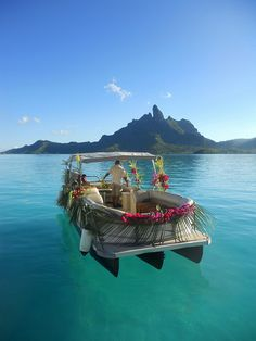 The St.Regis Bora Bora Resort - the place Kel and I have always talked about going