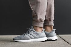 28c6a731a0b ADIDAS ULTRA BOOST 4.0 GREY TWO   CORE BLACK SNEAKERS IN ALL SIZES  adidas   RunningShoes