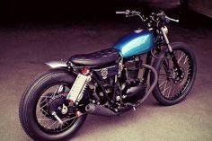 #Kawasaki 250tr, like everything but the handlbars