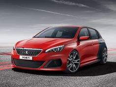 Firebreathing new Peugeot 308 GTi hot hatch takes fight to SEAT Leon Cupra