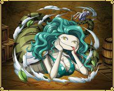 One Piece Sandersonia Hentai