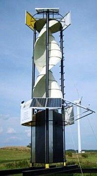 Energieturm von Re-Gen-Energy