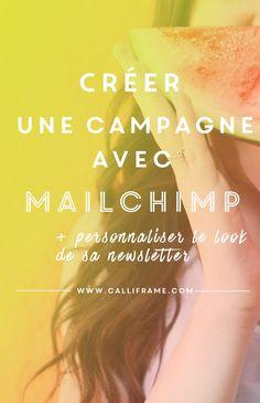 Mailchimp peut parfois être un peu complexe. Avec ce tutoriel détaillé vous apprendrez comment créer votre première campagne et aussi comment personniser le design de votre Newsletter !  Perfect!