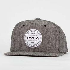 RVCA That'll Do Mens Snapback Hat