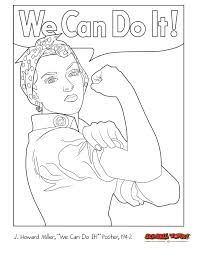 norman rockwell coloring pages - photo#16