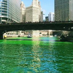 St. Patrick's Weekend in Chicago