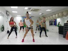 Camila Cabello - Havana - Zumba choreo - YouTube